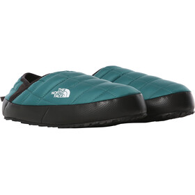 The North Face Thermoball Traction Mule V Slippers Women, petrol/zwart